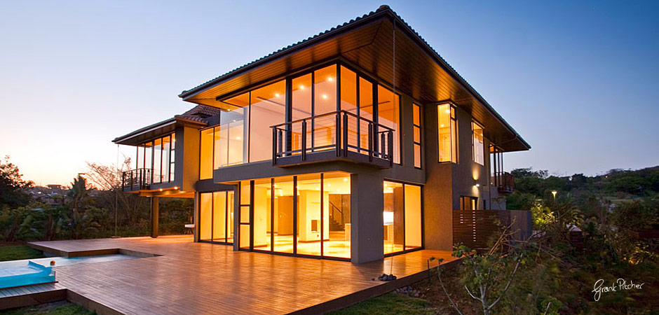 Modern Bali Architecture House Modern House