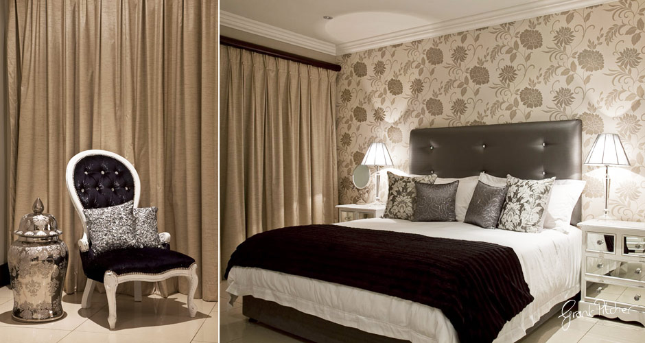 On eagles wings for Bedroom feature wallpaper