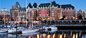 The Fairmont Hotels of British Columbia