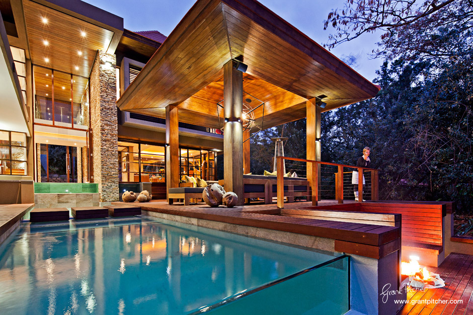 Metropole Architects Designed Home In Zimbali Forest Estate