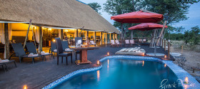Camp Kuzuma Luxury Safari Lodge