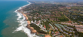 ballito-coastline