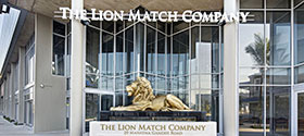 The Lion Match Company